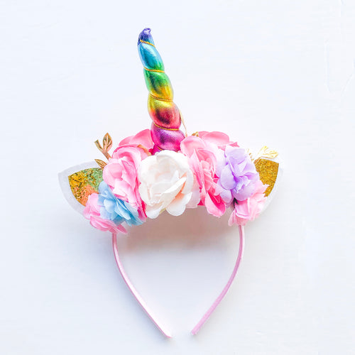 Unicorn Headband - leenashijabs