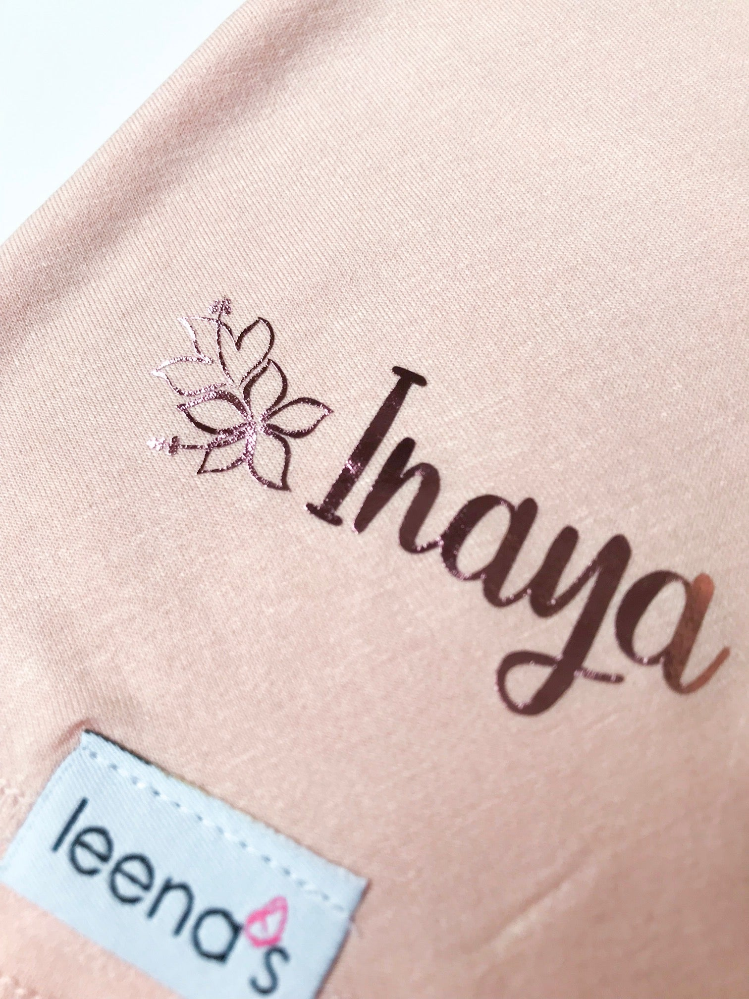 Personalized Icon: Hana's Flowers - leenashijabs