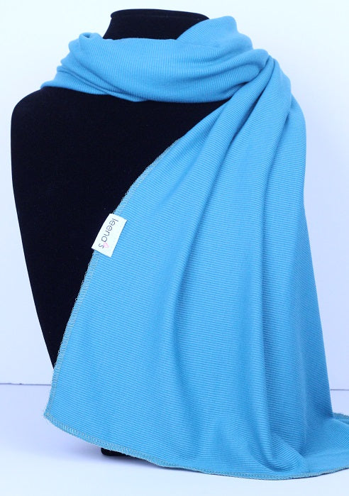 Casual Collection: Mint ribbed jersey - leenashijabs