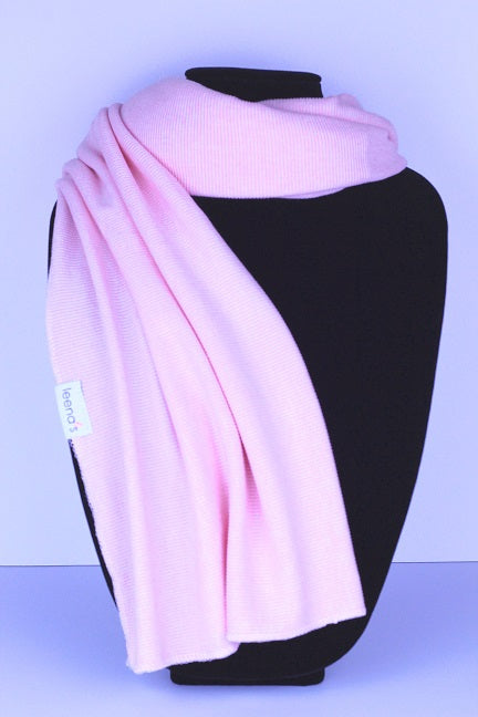 Casual Collection: Pink ribbed jersey - leenashijabs
