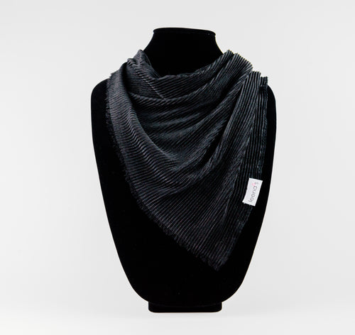Fancy Collection: Black Ripple - leenashijabs