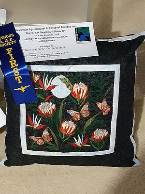 Rosemarie's Blue Ribbon Projects