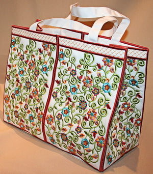 Tote Jacobean Moods