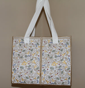 Blue Berry Tote Bag - astitchahalf