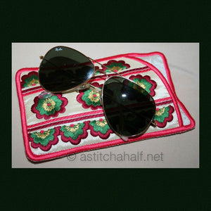 Royal Eyeglass Cases 06 - a-stitch-a-half