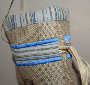 Drawstring Coffee Bag 07
