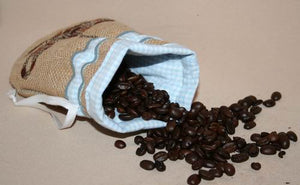 Drawstring Coffee Bag 09 - a-stitch-a-half