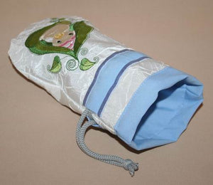 Shy Baby Bubbles Drawstring Bag