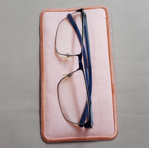 Delicate Fall Eyeglass Cases - astitchahalf