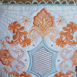 Timeless Era Pillow Quilt Combo - a-stitch-a-half