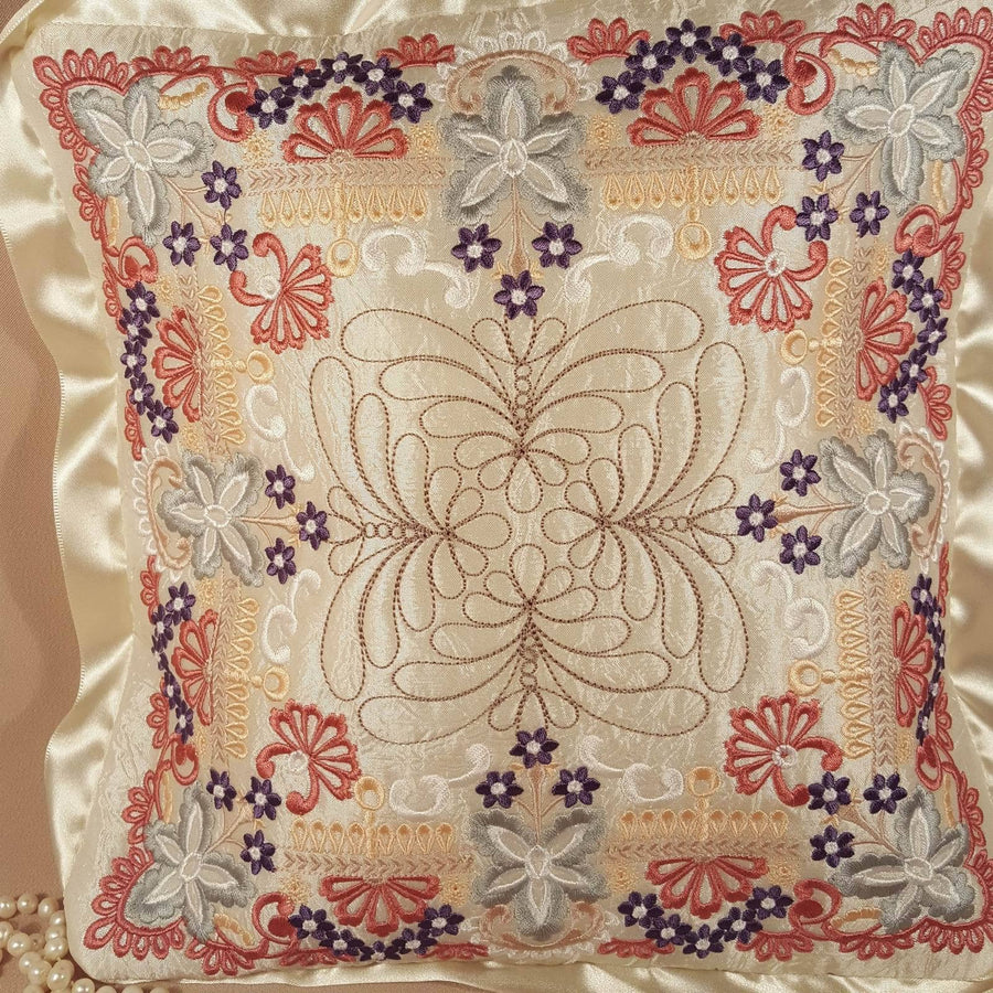 Precious Dreams Pillow Quilt Combo