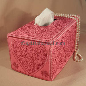 Sweetheart Tissue Box Cover