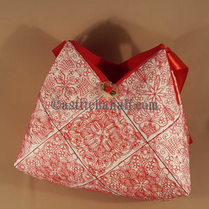 Tamar Quilt Blocks and Tote Bag