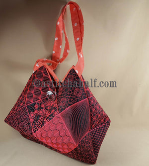 Shika Japanese Quilt Blocks and Tote Bag