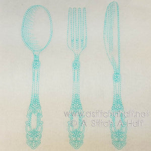 Royal Table Cutlery - a-stitch-a-half
