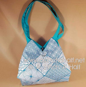 Sora Japanese Tote and Quilt Blocks