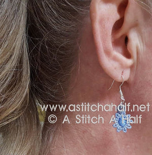 Mini to Maxi Freestanding Lace Earring Combo - a-stitch-a-half