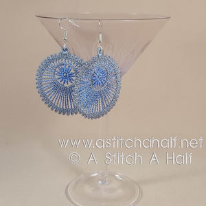Freestanding Lace Titania Earrings