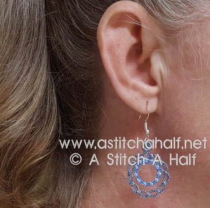 Mini to Maxi Freestanding Lace Earring Combo