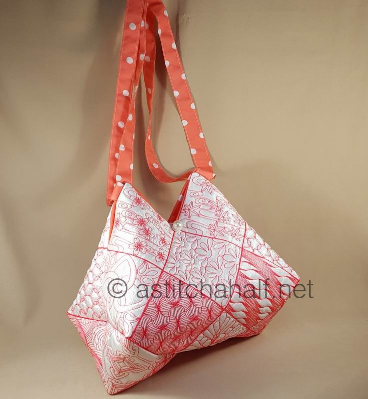 Jitsuko Japanese Tote and Quilt Blocks