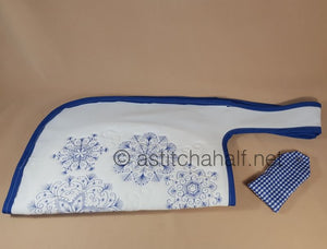 Super Snowfall Fold and Go Reusable Shopping Bag