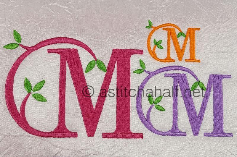 Green Earth Monogram M
