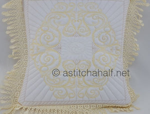 Feather Rope Quilt Combo - a-stitch-a-half