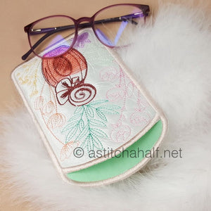 Bloom Eau De Parfum Eyeglass Cases - a-stitch-a-half