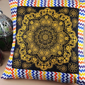 Turkish Delight Decorative Pillow Designs - a-stitch-a-half