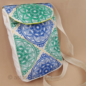 Talavera Smart Satchel Bag - a-stitch-a-half