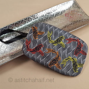 Fish Finder Zipper Bag
