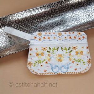 Signature Wrist Clutch Purse