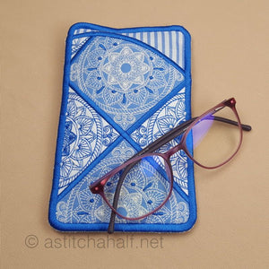 Toledo In The Hoop Eyeglass Case