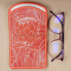 Protea Magnifica Eyeglass Cases