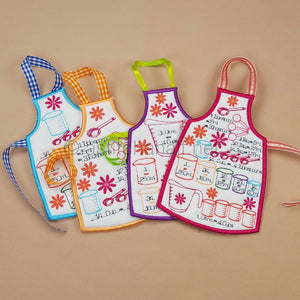 Mini Apron Kitchen Helpers Combo