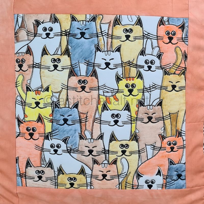 Cats Unlimited Seamless Quilt Combo