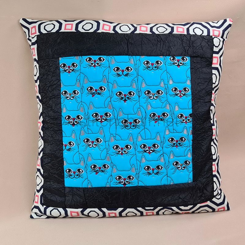 Kittens Unlimited Seamless Quilt Combo