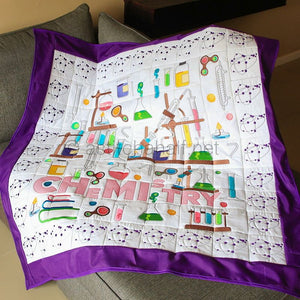 My Chemistry Lab Complete Quilt and Designs Pack