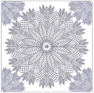 Double Vision Seamless Quilt Combo