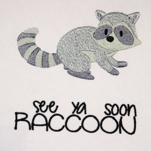 See ya soon Raccoon