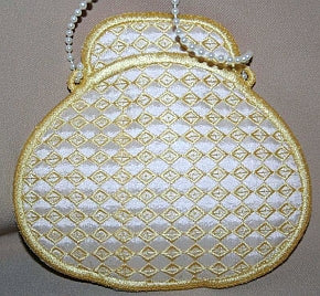 Picasso Coin Purse - a-stitch-a-half