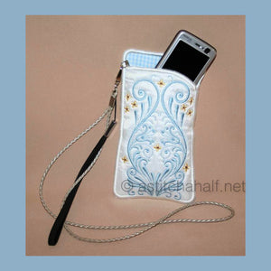 Daisy Touch Eyeglass Case
