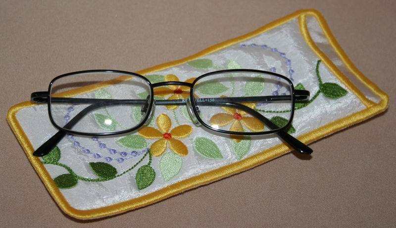 Slim Line Eyeglass Case 03