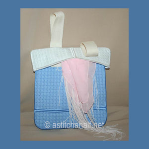 Simple Lace Eau de Toilette Bag