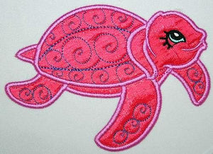 Jamilee Sea Turtle - a-stitch-a-half