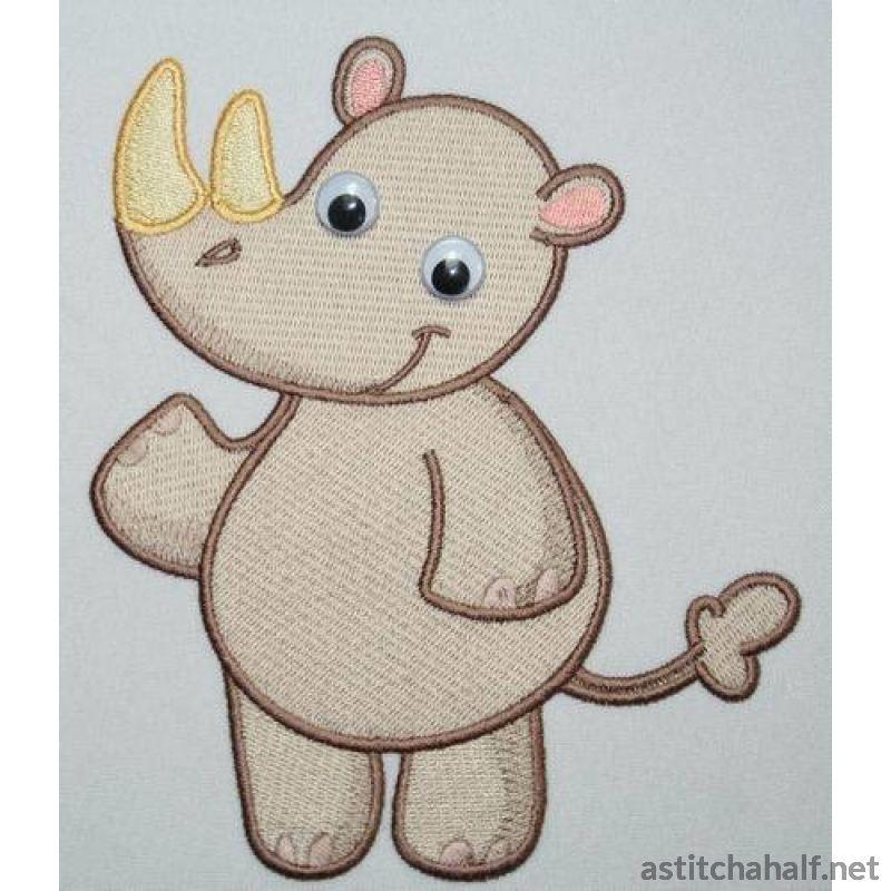 Baby Safari Friends and Soft Toys Combo - a-stitch-a-half
