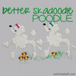 Better skadoodle poodle - astitchahalf