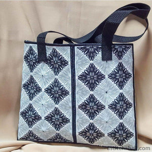 Block Beauty Bag - astitchahalf