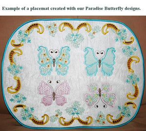 Paradise Butterfly 10