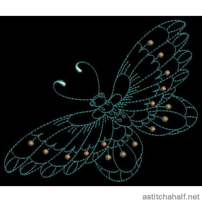 Butterfly Boutique 10 - a-stitch-a-half